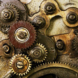 Old gearing Royalty Free Stock Image