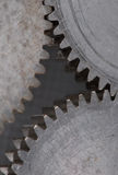 Old gears royalty free stock photography