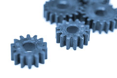 Old gears Stock Photos