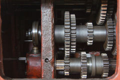 Old gears Royalty Free Stock Images