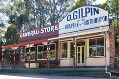 Old General Store Stock Photos