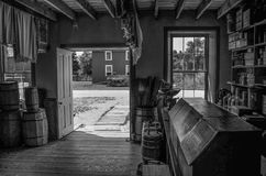 Old General Store Open for Business royalty free stock photography