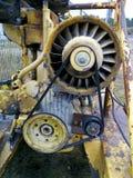 Old generator Stock Image