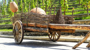Old georgian Carriage Royalty Free Stock Images