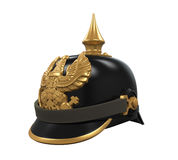 Old German Helm Royalty Free Stock Photo