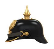 Old German Helm Royalty Free Stock Photography