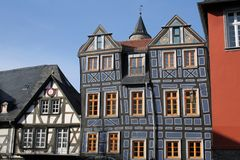 Old German House Stock Photo