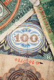 Old german money Stock Photography