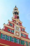 Old german rathaus Royalty Free Stock Image