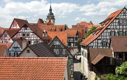 Old German town. Stock Image