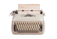 Old german type writer Royalty Free Stock Photography