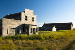 Old Ghost Town Royalty Free Stock Image