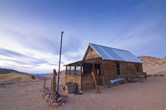 Old Ghost Town House Royalty Free Stock Photo