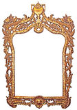 Old gilded frame Stock Photo