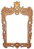 Old gilded frame Stock Photo