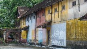 Old Ginger Fabric Fort Kochi (Kochin, Kerala, South India - December 2015) Stock Photography