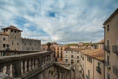 Beautiful european city Stock Photo