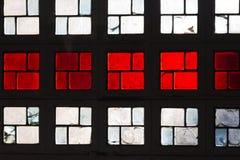 Old glass window Stock Photos