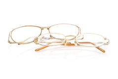 Old glasses Royalty Free Stock Image