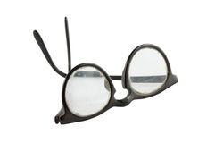 Old glasses Royalty Free Stock Photos