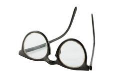 Old glasses Royalty Free Stock Photography