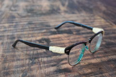 The old glasses. Royalty Free Stock Photography