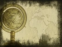 Free Old Globe Royalty Free Stock Images - 5925749