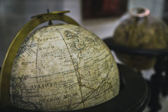 Old globe Stock Photos