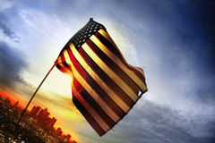 Old Glory Stock Image