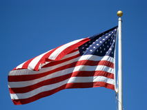 Old Glory Stock Photo