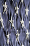 Old Glory Close Up Royalty Free Stock Photography