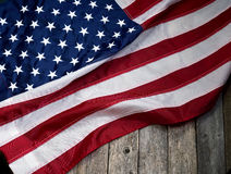 Old Glory Flag. Stock Photography