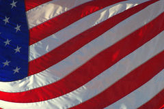 Old glory stars and stripes Royalty Free Stock Photos