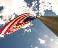 Old Glory Still Flys Royalty Free Stock Image