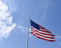 Old Glory Royalty Free Stock Photography