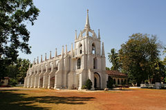 Old Goa royalty free stock images