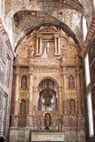 Church of St Francis of Assisi,, Old Goa, India. royalty free stock images