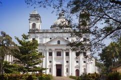 Old Goa. Saint Cajetan church, India Royalty Free Stock Photos