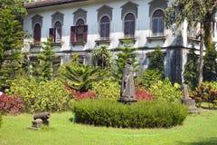 Old Goa. Saint Cajetan church, India Stock Image