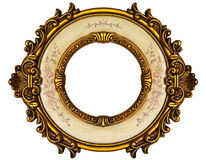 Old Gold Frame Royalty Free Stock Photos