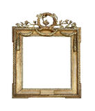 Old Gold Frame Stock Images