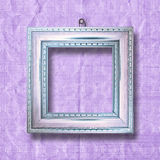 Old gold frames Victorian style Royalty Free Stock Photo