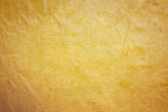 Old gold paper background royalty free stock images