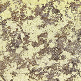 Old gold pattern Stock Image
