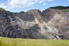Old gold source, South Dakota, USA Royalty Free Stock Photography