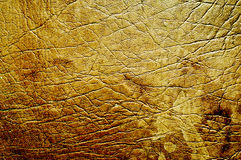 Old gold texture Royalty Free Stock Photography