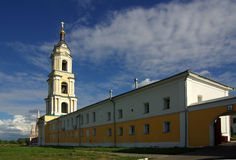 Old Golutvin Monastery in Kolomna, Russia Royalty Free Stock Photography