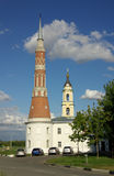 Old Golutvin Monastery in Kolomna, Russia Stock Photo