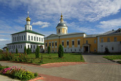 Old Golutvin Monastery in Kolomna, Russia Royalty Free Stock Photo