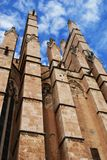 Old Gothic Cathedral Royalty Free Stock Images